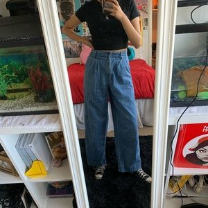 vintage style forever 21 pants